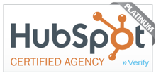 Platinum Certified HubSpot Agency Partner