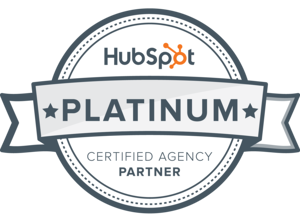 HubSpot Platinum Partner Logo PNG