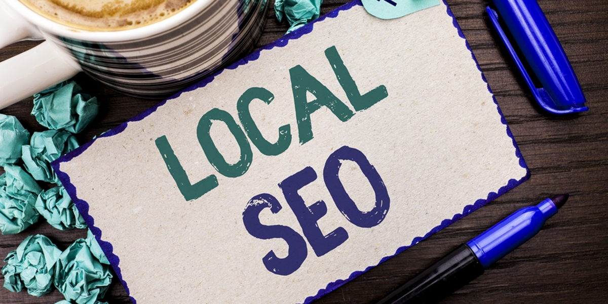 Note labeled local seo.